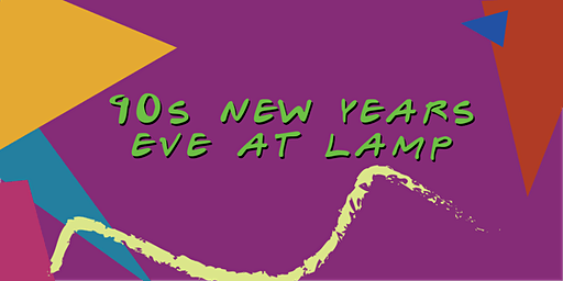 '90s New Year's Eve at Lamplighter Brewing Co