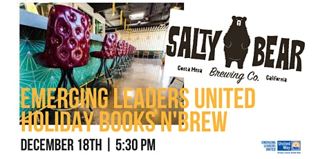 Emerging Leaders United Holiday Books N'Brew tickets