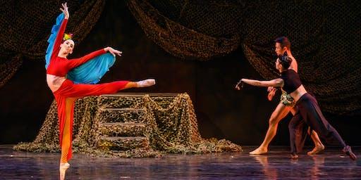 Verb Ballets presents Mowgli's Jungle Adventures