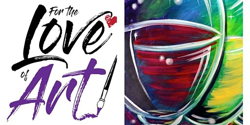 Paint and Sip Class: Wine for Two