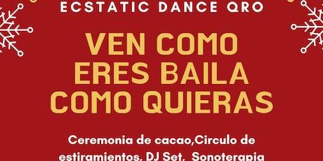 Ecstatic Dance 10 Edición  entradas