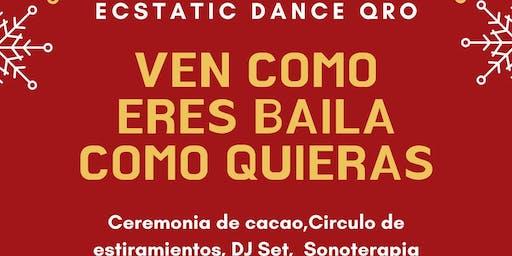 Ecstatic Dance 10 Edición