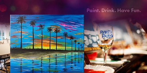 Palm Bay - NEW PAINTING ALERT!