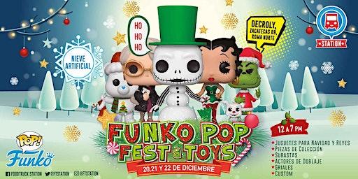 FUNKO POP FEST & TOYS