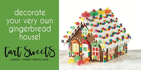 Gingerbread House Classes 2019 tickets