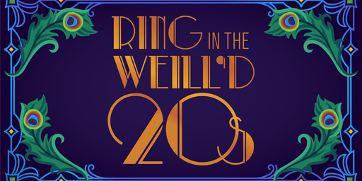 Ring in the Weill'd 20s New Year's Eve Party