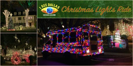 Christmas Light Tour on The Christmas Light Bus - Private Tour tickets