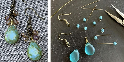 Make Your Own Cluster Earrings with Michele Dodge