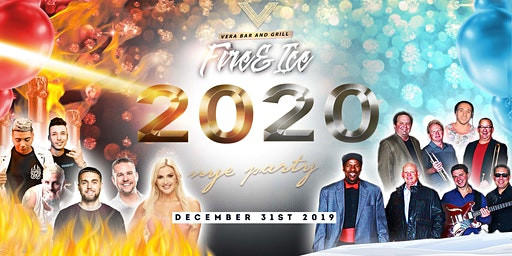 2020 New Years Eve✨ - Fire & Ice at Vera