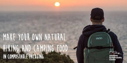 SOLD OUT - Natural Hiking and Camping Meals