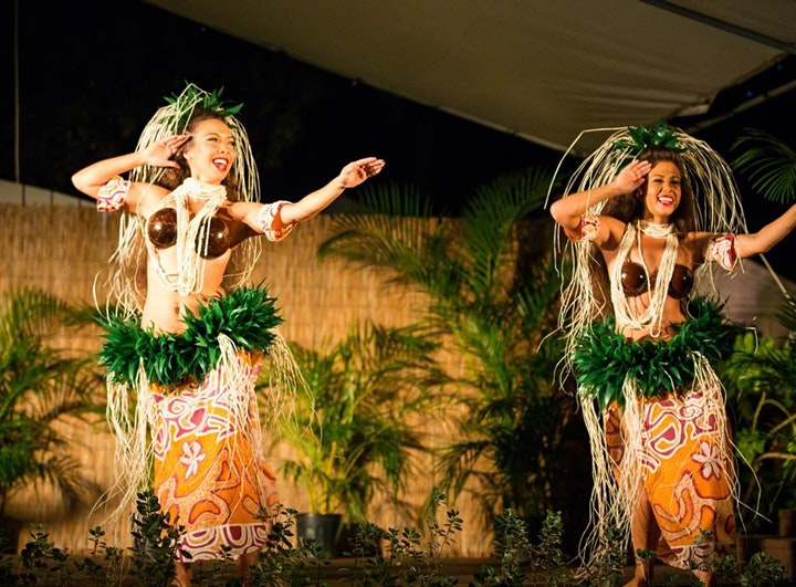 Que-Waiian Luau: Party on the Bay image