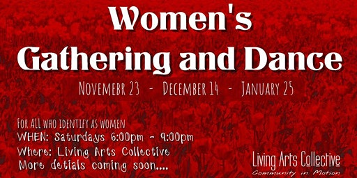 Womens Gathering and Dance