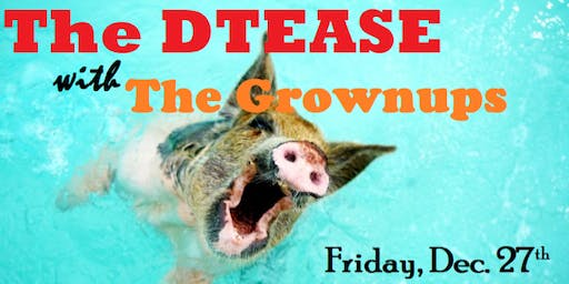 The DTease w/ The Grownups