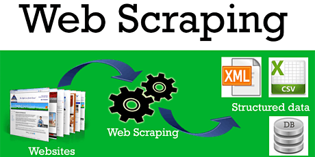 Python for Web Scraping tickets