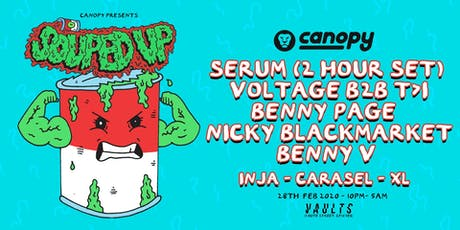 Canopy Presents: Souped Up tickets