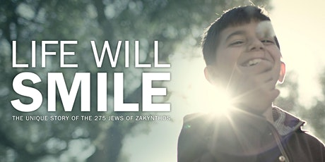 """Life Will Smile"" screening on International Holocaust Remembrance Day tickets"