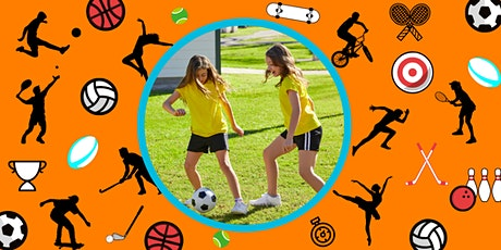 Games & Sports - Session 1 (6 to 13 years) tickets