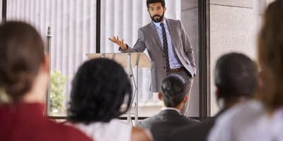 Become a Confident Public Speaker at Toastmasters Basingstoke Speakers Club