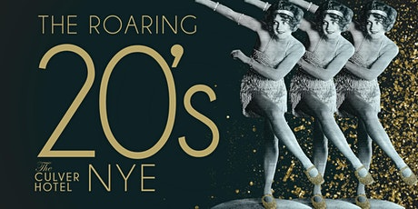 Ring In The Roaring Twenties! tickets