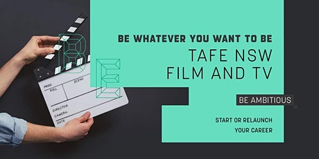Randwick TAFE Film and TV Information Session tickets