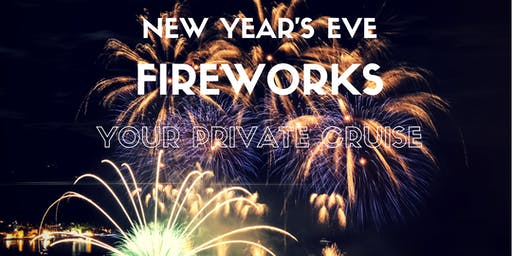 Ring in the New Year & Enjoy the Fireworks from the deck of a Private Yacht