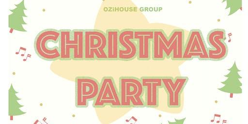 OZiHOUSE Christmas Party