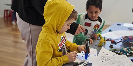 Explore Painting and Drawing | 6 - 12 year olds