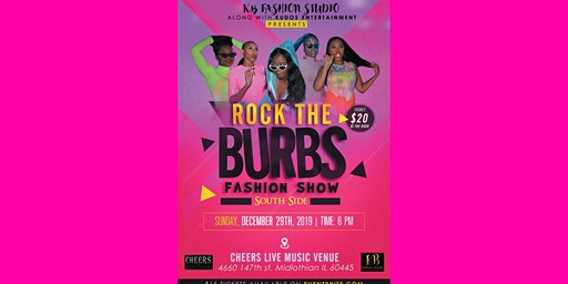 "Fashion Show ""Rock The Burbs..South Side"" KB Fashion Studio"