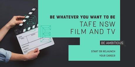 Randwick TAFE Film and TV Infofest tickets
