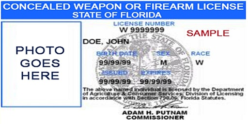 Concealed Carry License Qualification Class