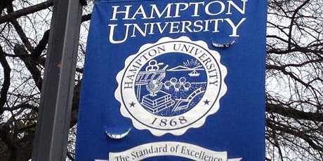 Hampton University On-Site Admissions tickets