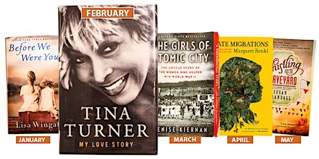 Tennessee's Book Club - My Love Story by Tina Turner tickets