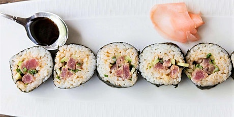 Homemade Sushi Rolls - Cooking Class by Golden Apron™ tickets