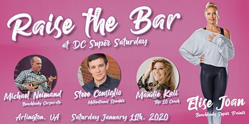 DC Region January 11, 2020 Super Saturday!