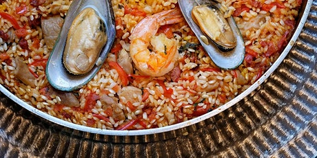 The Perfect Paella - Cooking Class by Golden Apron™ tickets