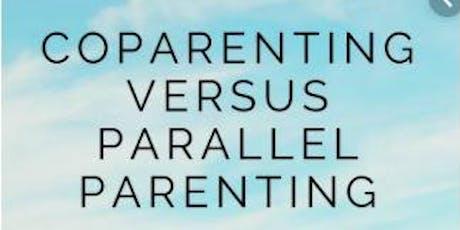 High Conflict Co-Parenting and Parallel Parenting - Divorce / Single Parent Workshop  tickets