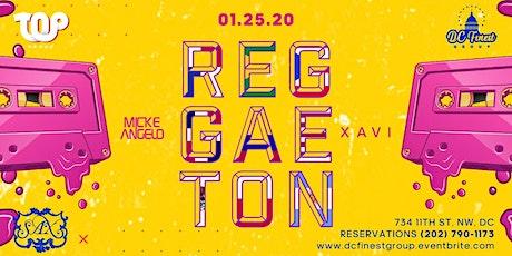 Reggaeton Vol.5 @ SAX tickets