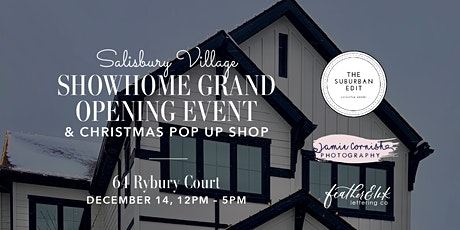 Salisbury Showhome Grand Opening Market tickets