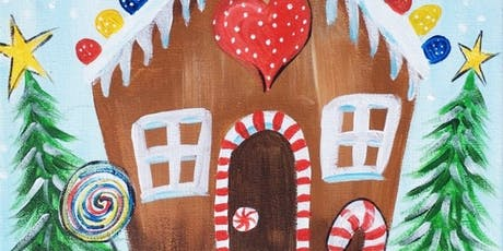 Kids Class Painting Ginger Bread House tickets