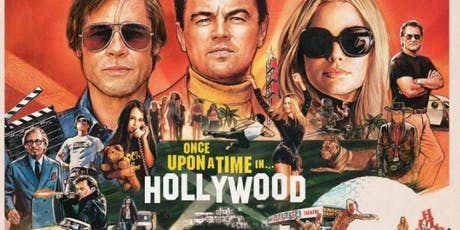 Free Screening: Once Upon a Time in Hollywood tickets