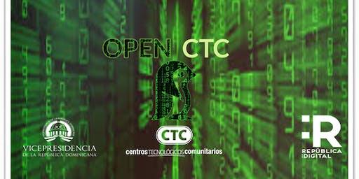 Asamblea OPEN-CTC (lanzamiento de Brigadas del Desarrollo Tecnológico)