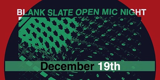 Holiday Open Mic
