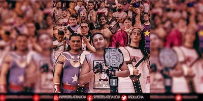 ANIVERSARIO 8 - Superestrellas de la LUCHA