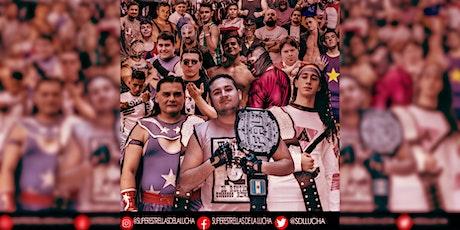 ANIVERSARIO 8 - Superestrellas de la LUCHA entradas