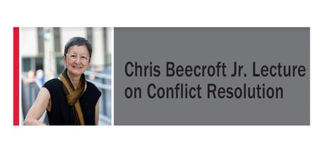 """The 2020 Beecroft Jr. Lecture """"Hiding Harassment"""" by Pat K. Chew tickets"""