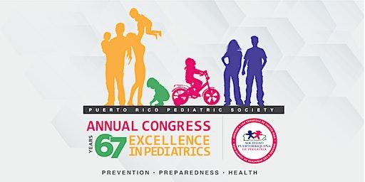 67 Congreso Anual - Sociedad Puertorriqueña de Pediatría