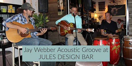 Jay Webber: Acoustic Groove Holiday Edition tickets