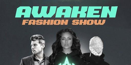 Awaken Fashion Show Event