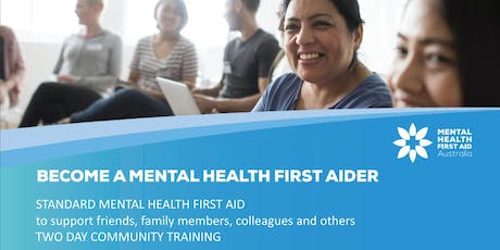 Mental Health First Aid (Standard) tickets