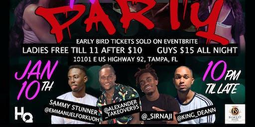 Tampa Twerk Party